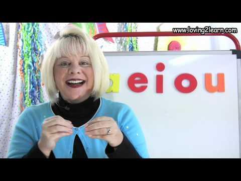 Hearing Short Vowel Sounds Game (Reading Skills)