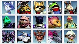 Super Smash Bros. Ultimate - All Star Fox Spirit Battles