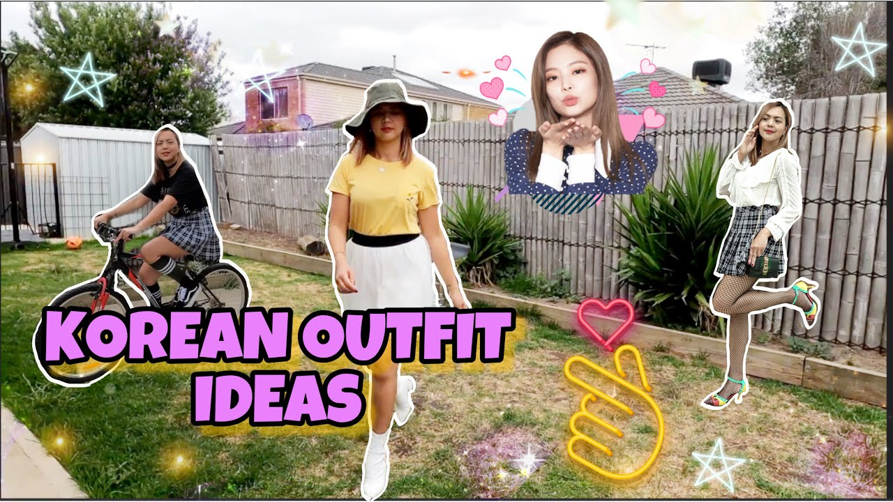 [VIDEO] - KOREAN OUTFIT IDEAS | LOOKBOK (2019) 2