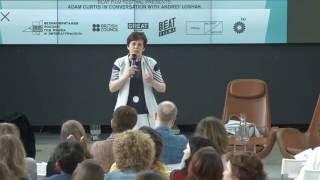 Лекция Ирины Прохоровой «Культура чтения в России»