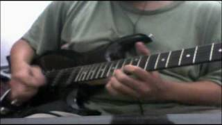 FireHouse - I live my life for you [Bill Leverty] (Guitar Solo)