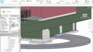 Advanced Revit Architecture 2012 Tutorial - Parking Garage Ramps Using Floors
