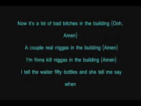 Amen Lyrics - Meek Mill - ( Ft. Drake & Jeremih )
