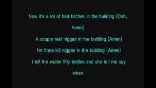Amen Lyrics - Meek Mill - ( Ft. Drake & Jeremih )