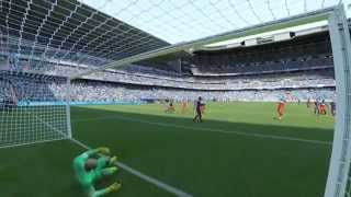 Fifa 15 ronaldo's overpowered chip penalty