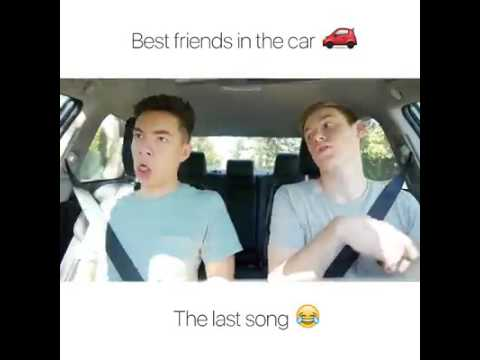 Motoki Maxted With Best Friend In The Car When You Re With Your