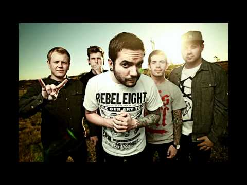 A Day To Remember - The Downfall Of Us All BACKING TRACK