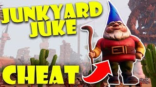 I Found A Secret Cheat in the Junkyard Juke LTM in Fortnite!