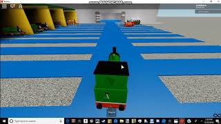 roblox thomas the tank engine crashes 8 early christmas special