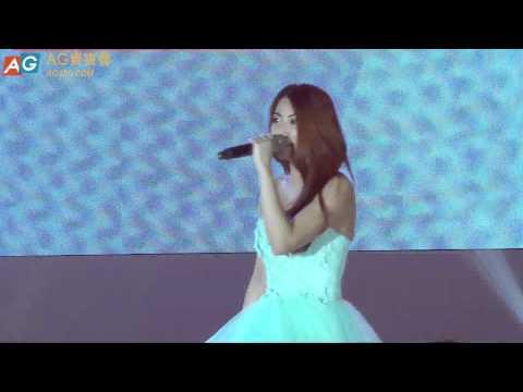 菲律宾AG贵宾会开业典礼黄榕演唱《我不是黄蓉》