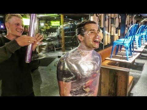 Making a masturbation silicone sleeve