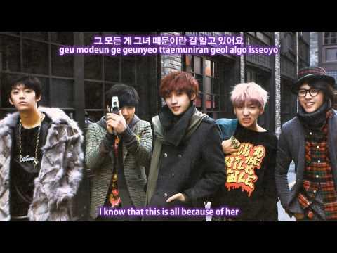 B1A4 (비원에이포) If... (너만 있으면) Eng Sub + Han/Rom