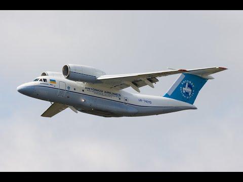 Ан-74  «Чебурашка».  История одного самолета. Antonov An-74 «Cheburashka».The Story Of One Aircraft