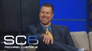 Ryan Leaf's Son Will Be Named MacGyver | SC6 | May 19, 2017