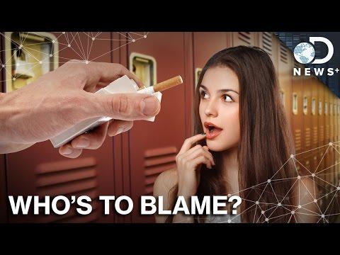Who Really Made You A Smoker?