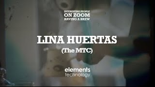Lina Huertas talks Computer Simulations, Running and Ukeles | Interesting People (S01E05)
