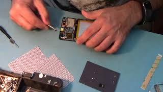 bluBoo Dual. Не получившаяся замена LCD модуля!