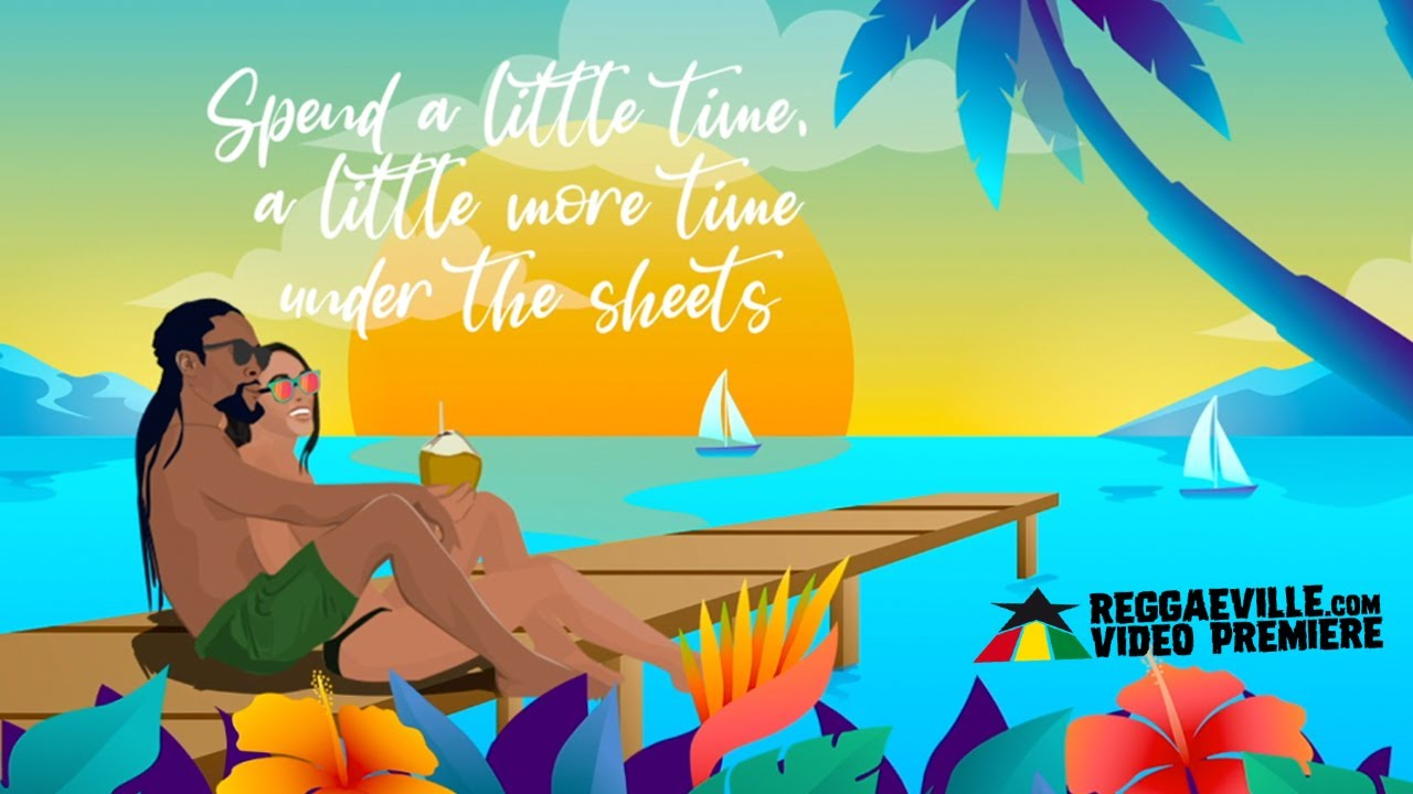 Jah Cure - Rock the Boat [Official Lyric Video 2020]
