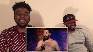 Bert Kreischer - The Machine Reaction