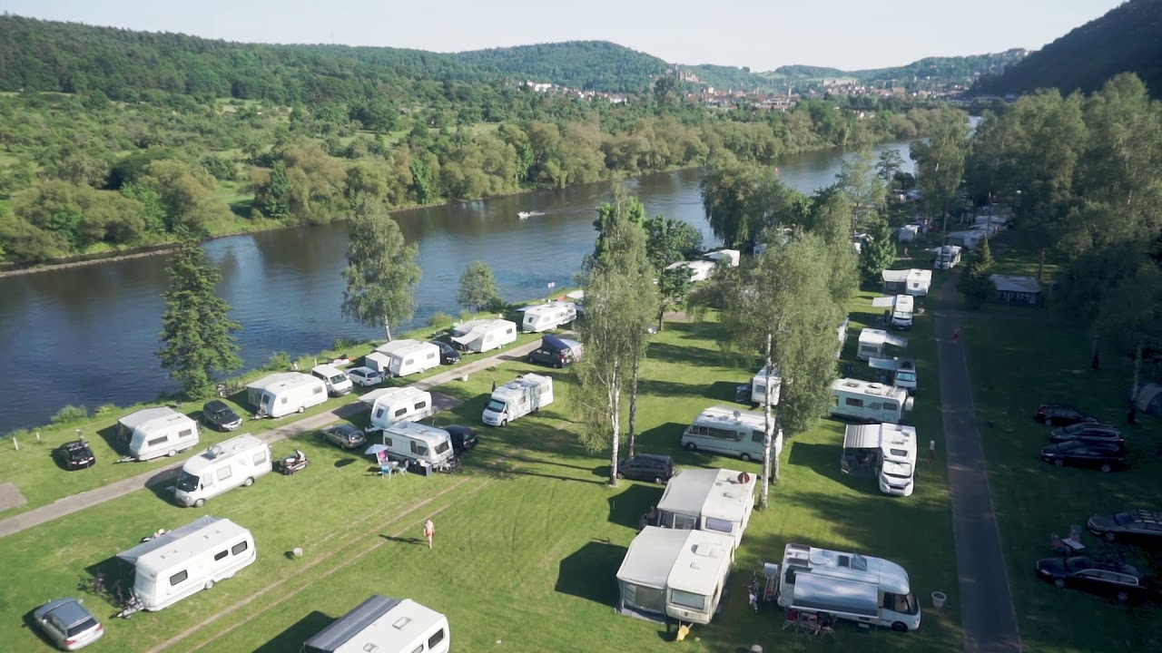 campingplatz bettingen am main river