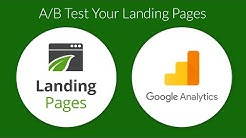 How to A/B Test Thrive Landing Pages Using Google Analytics
