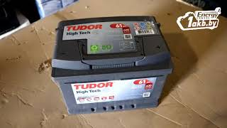 Tudor 61 Ah, 600A