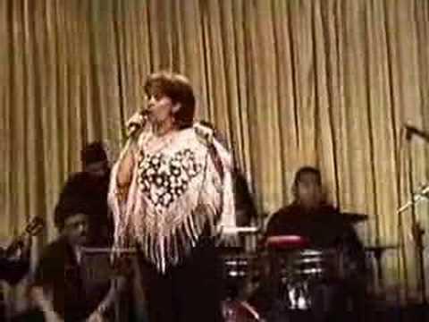 Carolina Marrero - Mucho Corazón (3er.Lugar)