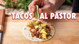 Mexican Street Tacos (Tacos Al Pastor)