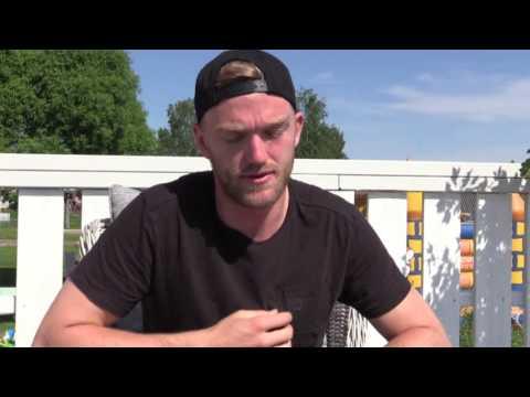Intervju med Mattias Ekholm