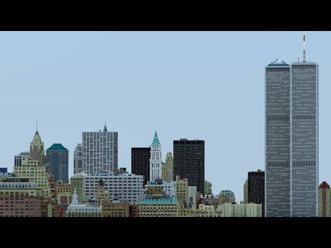 REALISTIC New York In Minecraft (DOWNLOAD)