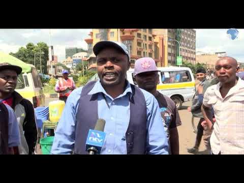 Kenyans react to Governor Sonko's ban on Matatu's into the CBD
