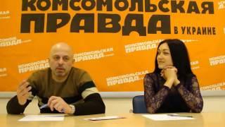 Бас-гітарист Ігор Закус та співачка Іванка Червинська (частина 2)