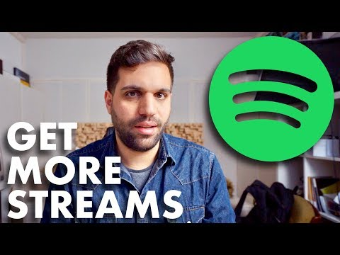 How to Get your Music on BIG Spotify Playlists - This got Me 3 Million Streams!