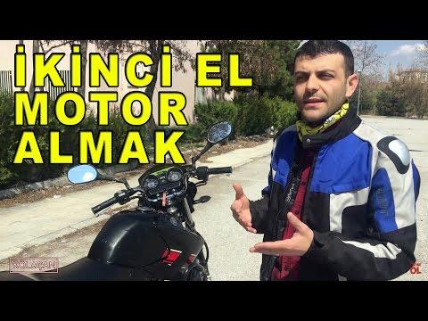 2. El Motosiklet Rehberi | İkinci El Motor Almak | Nelere Bakılır?