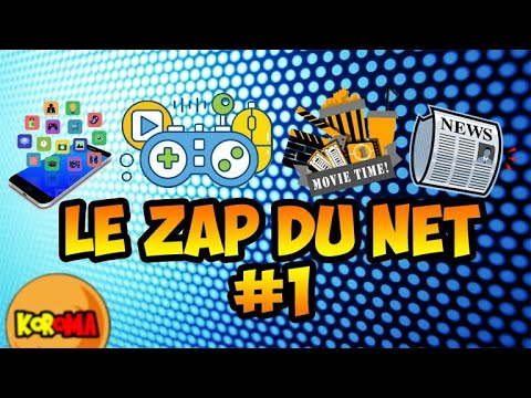 LE ZAP DU NET#1