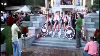 Водный балет Русалочки/water ballet Mermaids