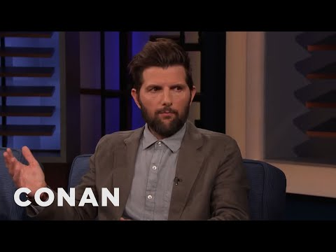 Cover Lagu Adam Scott's Horrible Audition With Jeff Bridges - CONAN on TBS stafamp3