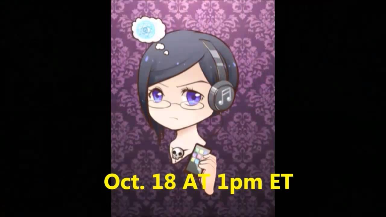 Live Stream Tomorrow (10/18/14) DONE - YouTube
