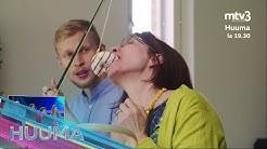Marketta neuvoo Roni Backia tubettamisessa! | HUUMA, lauantaina, klo 19.30 | MTV3