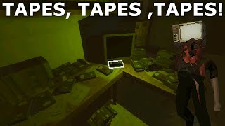 Tapes, tapes, TAPES! Does anyone have some spare tapes?