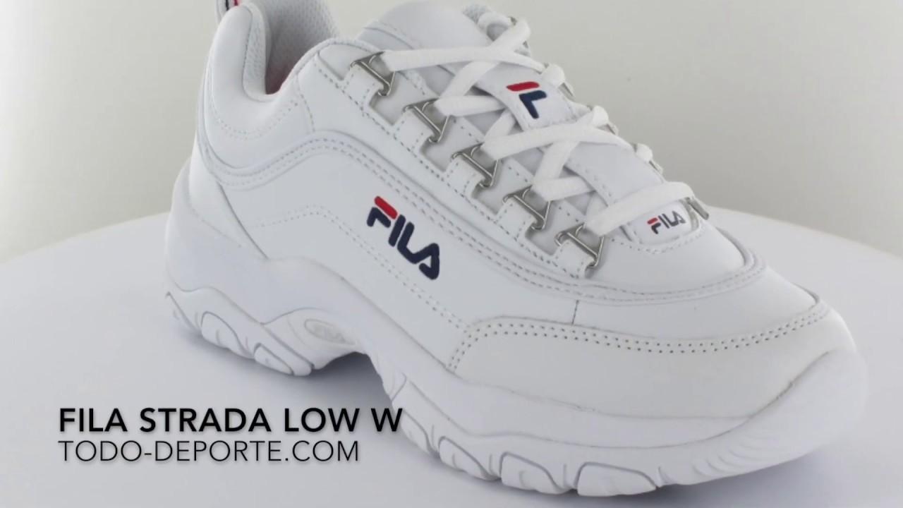 FILA STRADA LOW W