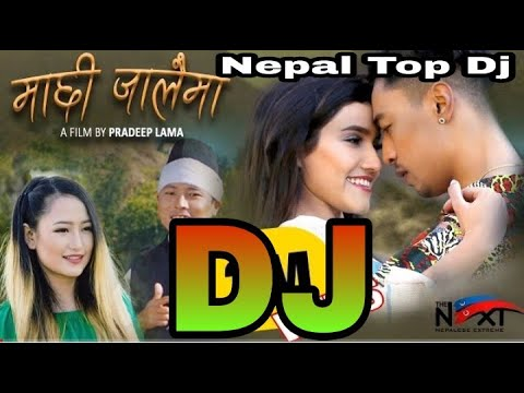 🎧🎵Machhi_Jalaima Nepali DJ Remix | The Next | Full Hard Bass Mix | DJ Jeevan