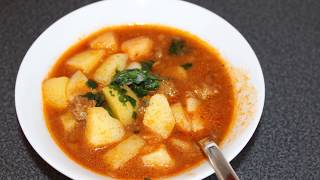 суп-гуляш/термомикс/ Gulasch -Suppe TM5