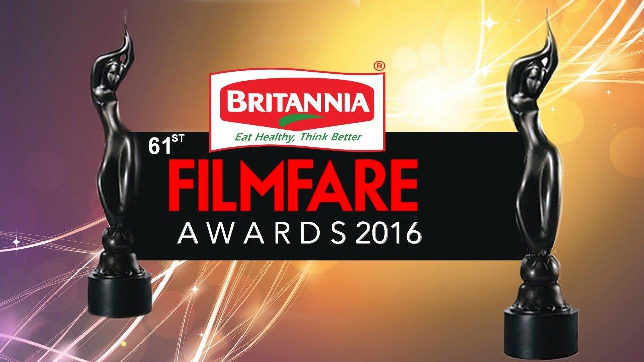 61st FilmFare Awards 2016 Full Show HD || Red Carpet