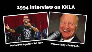 1994 Interview on KKLA - Warren Duffy and Pastor Phil Aguilar