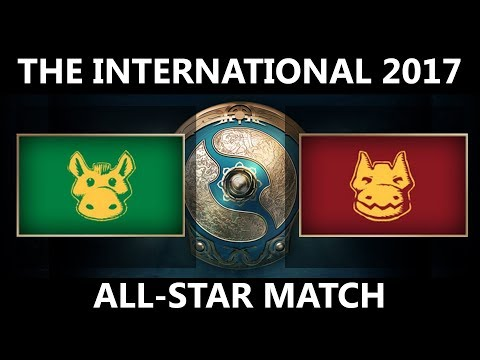The International 2017 All-Star Match