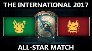The International 2017 All-Star Match