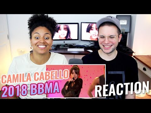 Camila Cabello & Pharrell Williams - Sangria Wine & Havana | BBMA 2018 | REACTION