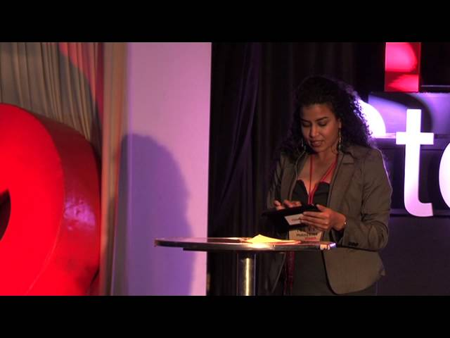 An education technology revolution for Africa: Nivi Mukherjee at TEDxStellenbosch