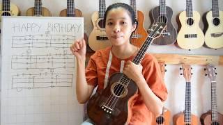 Bài 1- Hướng dẫn Solo bài Happy Birthday